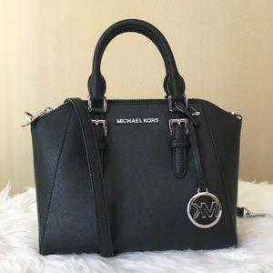 New Michael Kors Ciara massager bag